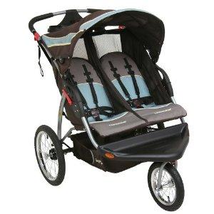 Baby Trend Double Jogging Stroller