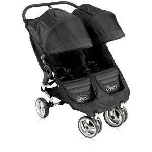 Baby Jogger 2010 Mini Double Stroller