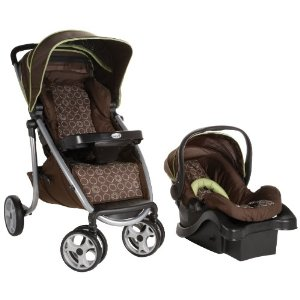 Safety Aerolite Travel System