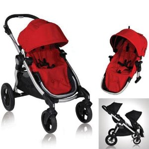 Baby Jogger Stroller 2nd Seat Ruby