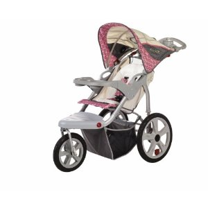 Grand Safari Swivel Wheel Jogger