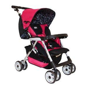 Abiie Babydeck Diaper Changing Stroller