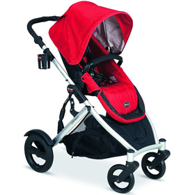 Britax-USA Single Baby Stroller
