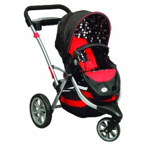 Contours Options 3 Wheels Stroller